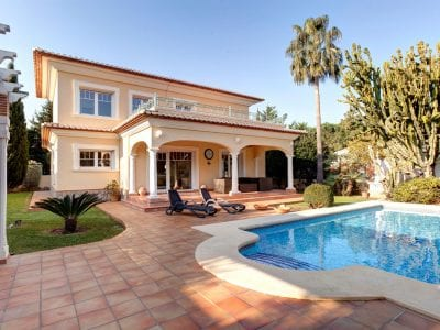5 Bedroom  in Denia