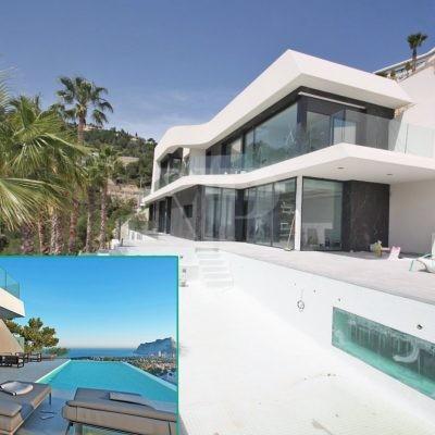 5 Bedroom Villa in Benissa