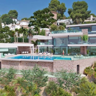 4 Bedroom Villa à Moraira