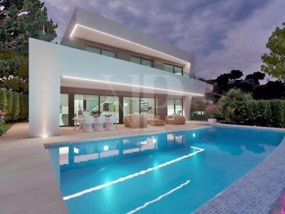 4 Bedroom Villa à Moraira