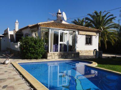 2 slaapkamers in Els Poblets