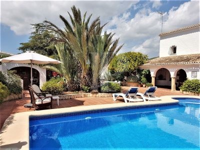5 Bedroom Finca in Javea