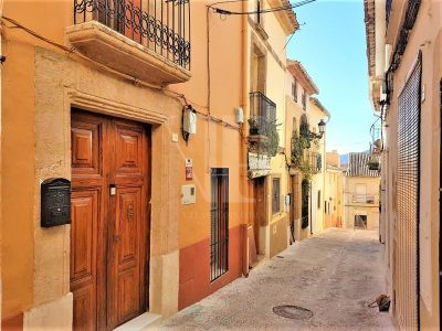 4 Bedroom Townhouse in Teulada