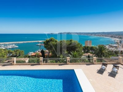 7 Bedroom Villa in Javea
