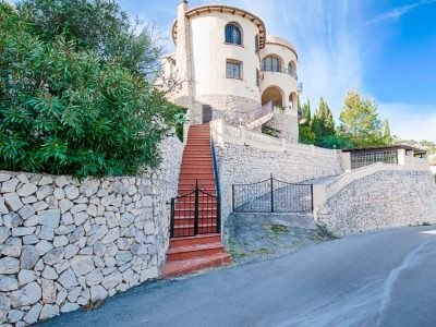 3 Bedroom Villa in Benissa