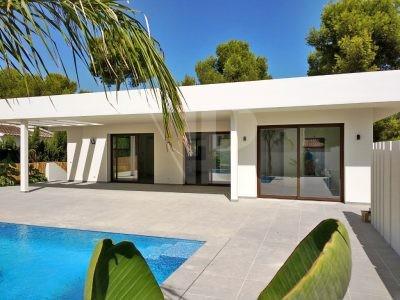 <4 Bedroom Villa in Moraira